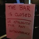 closedbar