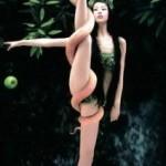 snake-asian-girl