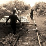 removing train