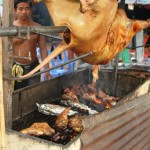 barbecued cow (Dom)