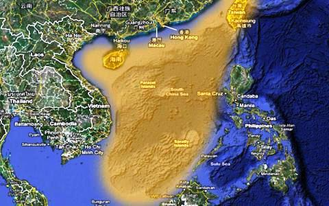 the south china sea dispute and asean relationship