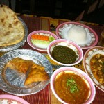A feast fit for a king at Royal India - and all for a total of $12.50